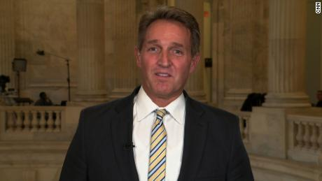 Sen. Jeff FLake lead 12-20-17