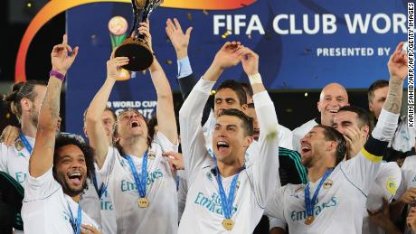Real Madrid have won eight trophies under Zinedine Zidane