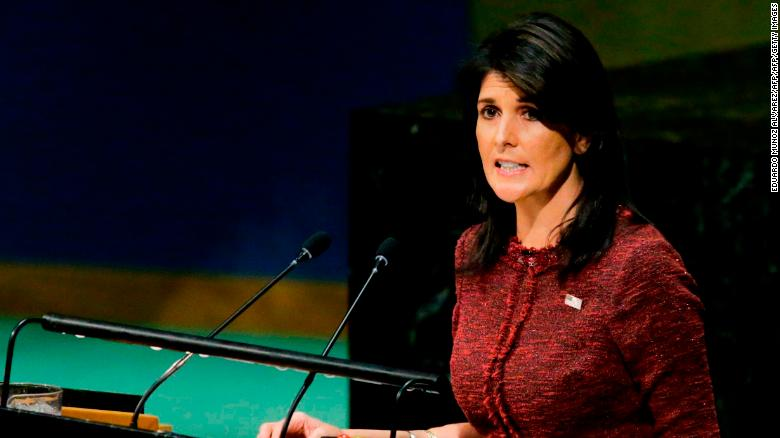 Nikki Haley United Nations Israel speech sot_00000000