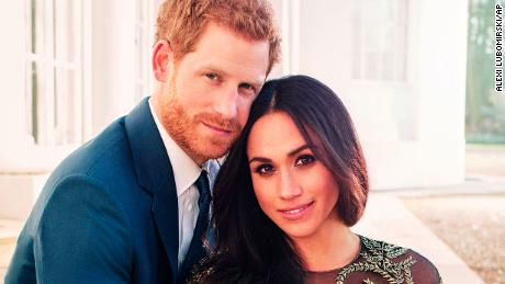 Prince Harry and Meghan Markle's engagement photos are like no other royal couple's