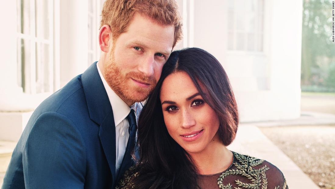 Prince Harry and Meghan Markle unveil more details on their royal wedding