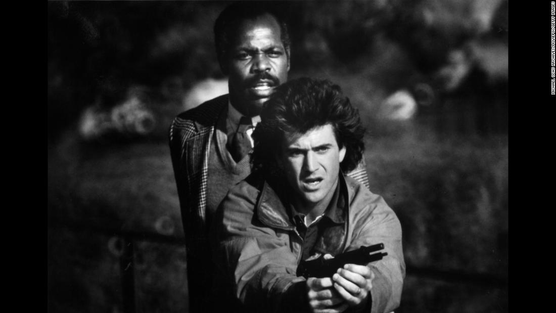 "<strong>""Lethal Weapon""</strong>: Danny Glover and Mel Gibson are police partners in this 1987 action film, which kicked off the franchise. <strong>(Netflix) </strong>"