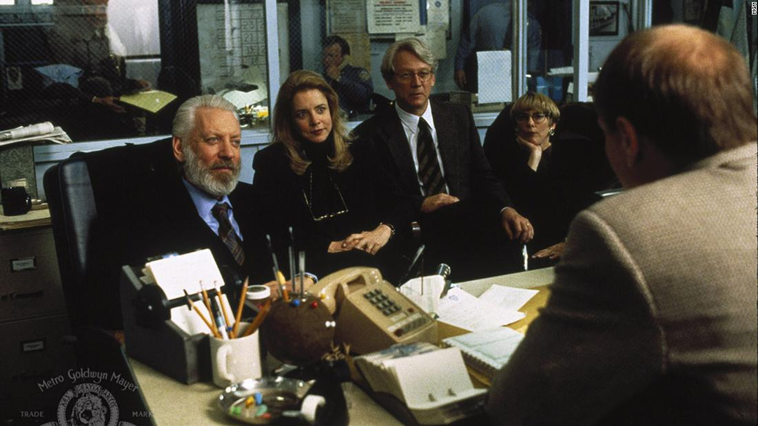 "<strong>""Six Degrees of Separation""</strong>: Donald Sutherland, Stockard Channing and Ian McKellen star in a film about a wealthy New York couple who take in a young man, who is not quite who he claims to be. <strong>(Amazon Prime, Hulu) </strong>"
