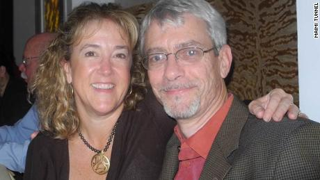 Christophe and Laura Couallier of Apopka, Florida, died in the bus crash.