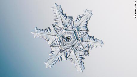 The science behind snowflakes
