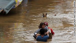 Typhoon Tembin: Flash floods, landslides kill over 100