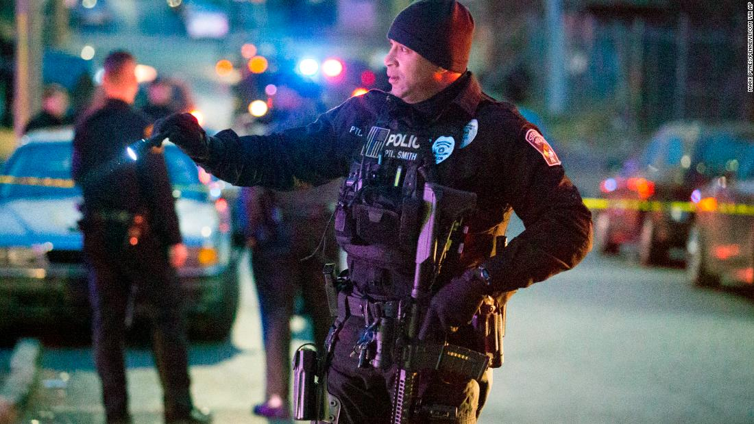 DHS calls Pennsylvania police shootings 'a terror attack'