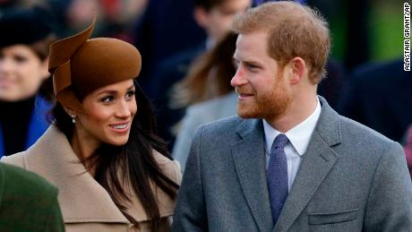 Prince Harry and Meghan Markle are scheduled to marry in May 2018.