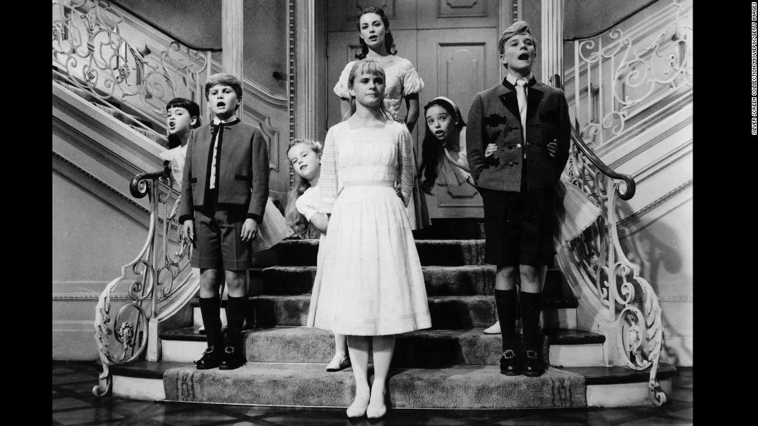 "More than 50 years after her star turn in ""The Sound of Music,"" actress <a href=""http://www.cnn.com/2017/12/25/entertainment/actress-heather-menzies-urich-dead/index.html"">Heather Menzies Urich</a> died of brain cancer on December 24. She was 68 years old. Menzies Urich played Louisa von Trapp in the classic 1965 movie."