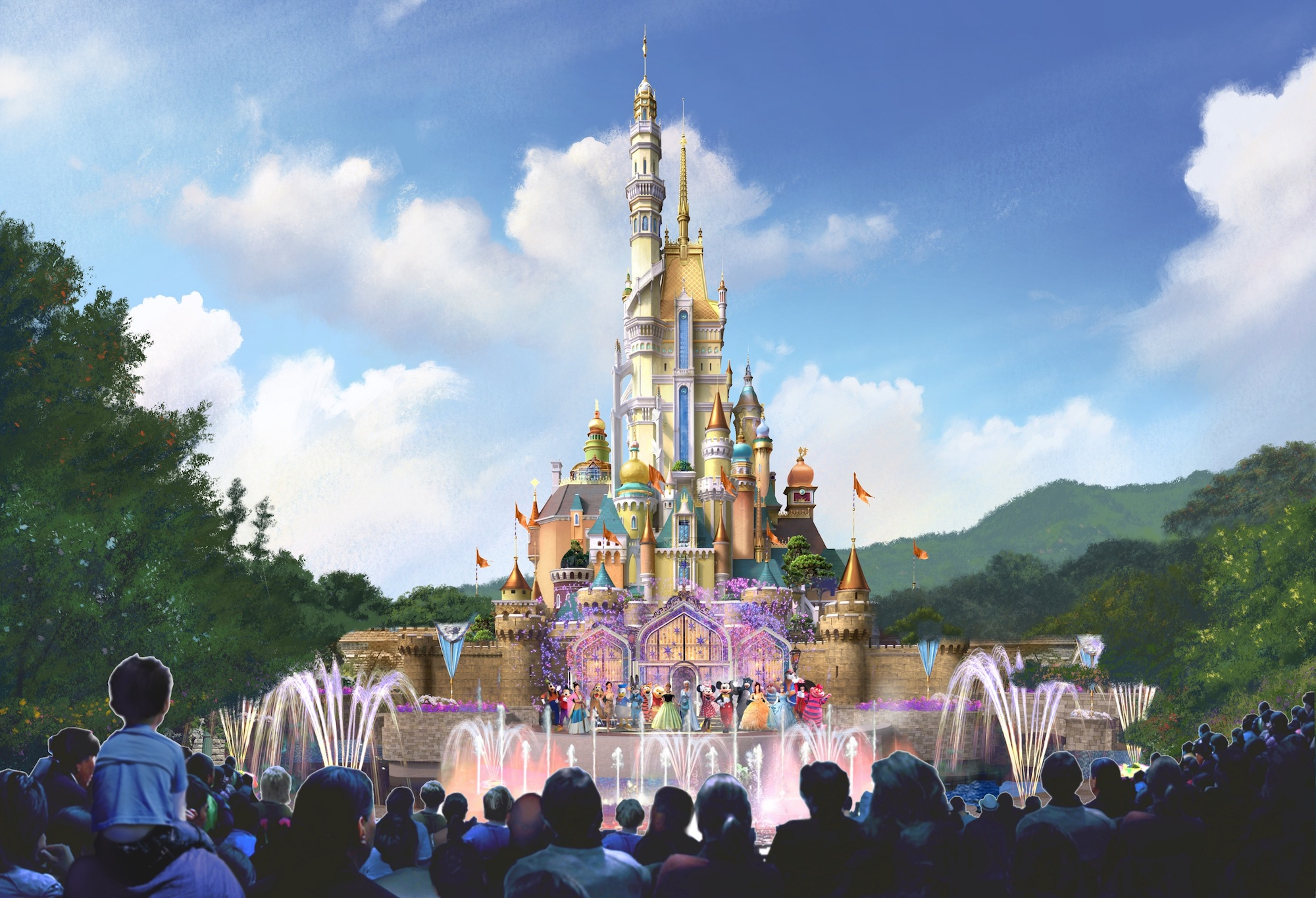 Hong Kong Disneyland expansion: See what's coming | CNN Travel Map Of Hong Kong Hotel Zone on zone map of philadelphia, zone map of united states, zone map of san francisco,