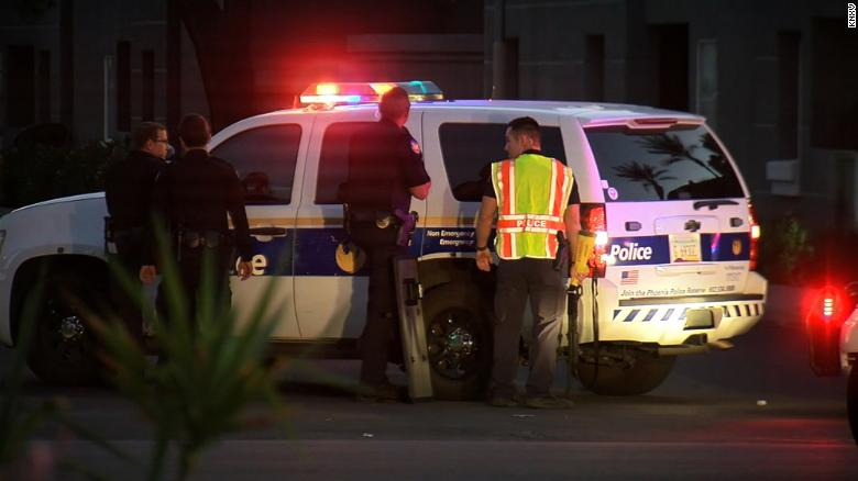 A woman and her two children were killed on Christmas in a domestic violence shooting at a Phoenix apartment complex, police said.