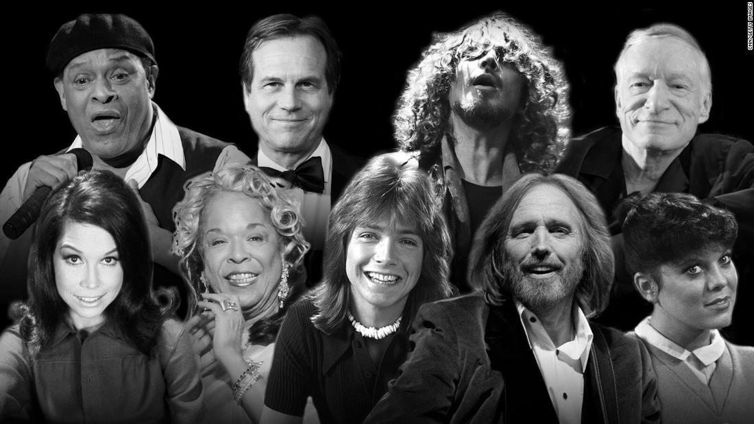 Celebrities Who Died in 2016 | PEOPLE.com