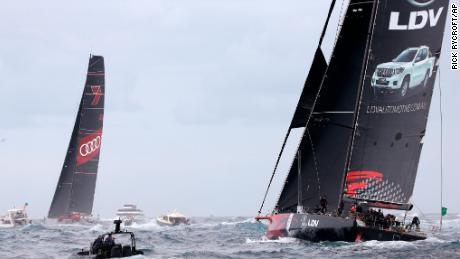 Sydney-Hobart yacht race result overturned after protest