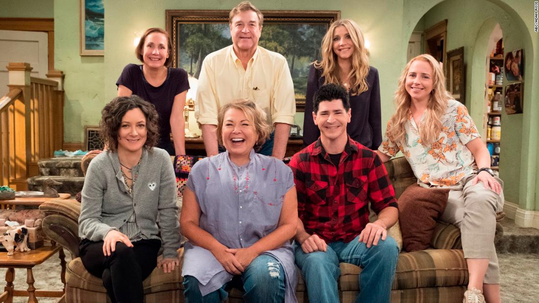 The Connors are back for an eight-episode revival, as is their checkered couch.
