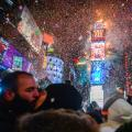 18 New Year's 2018 New York