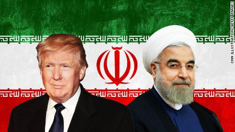 Trump tweets criticism of 'brutal and corrupt' Iran regime