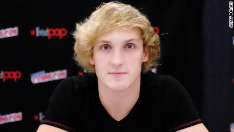 Logan Paul, 22, parlayed success on the now-defunct Vine into a large YouTube following.
