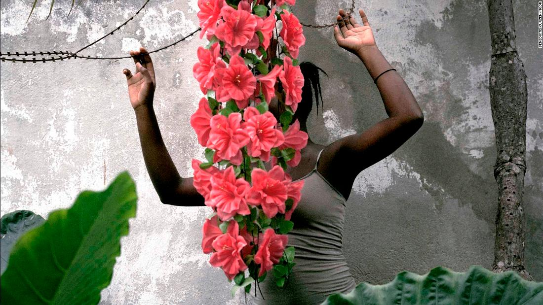 'An homage to resilience': Portraits of Haiti's rape survivors