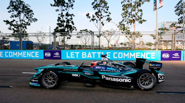 Formula E and tech giant ABB seal partnership