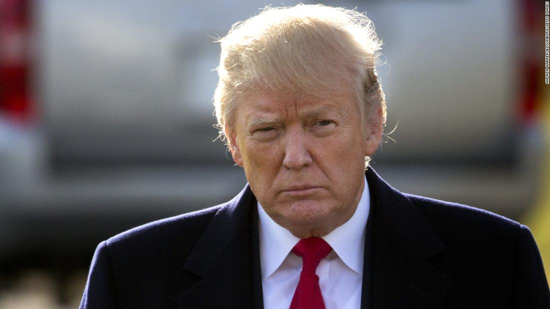 President Trump tries to quash bombshell book