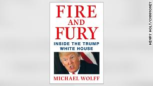 New revelations from book on Trump White House