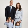 01 Duke and Duchess of Cambridge 2017 Christmas card RESTRICTED