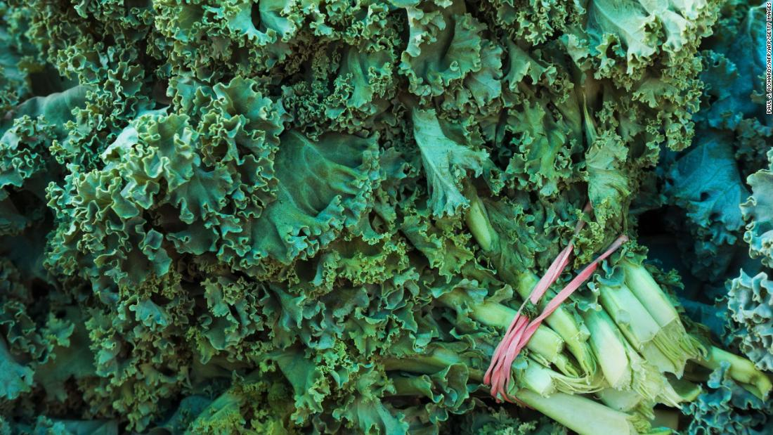 Kale joins the ranks of the 'Dirty Dozen' pesticide list - CNN