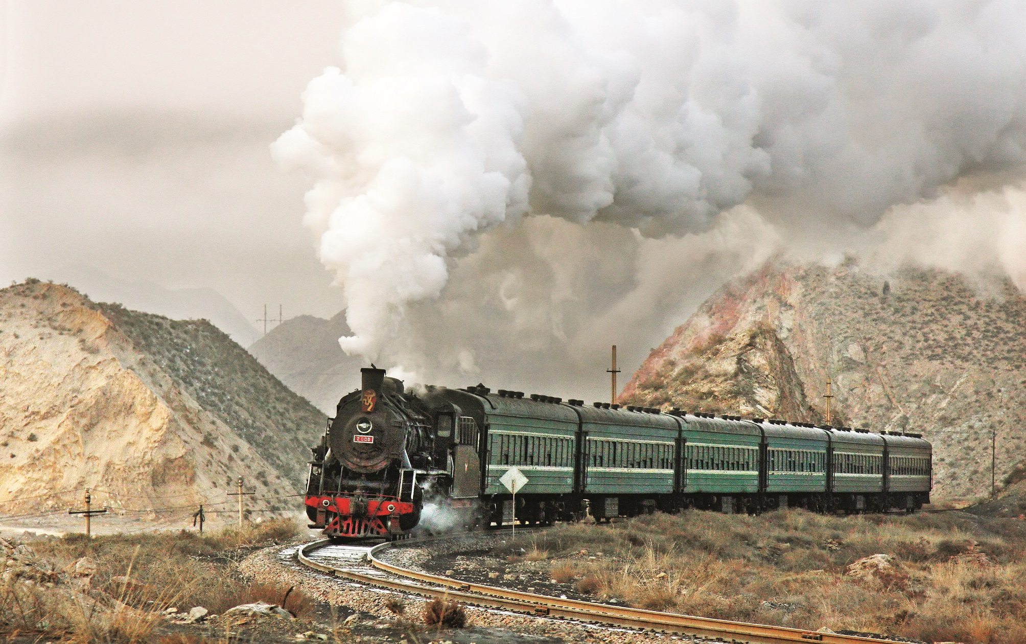 China S Steam Trains Captured In New Photo Book Cnn Travel