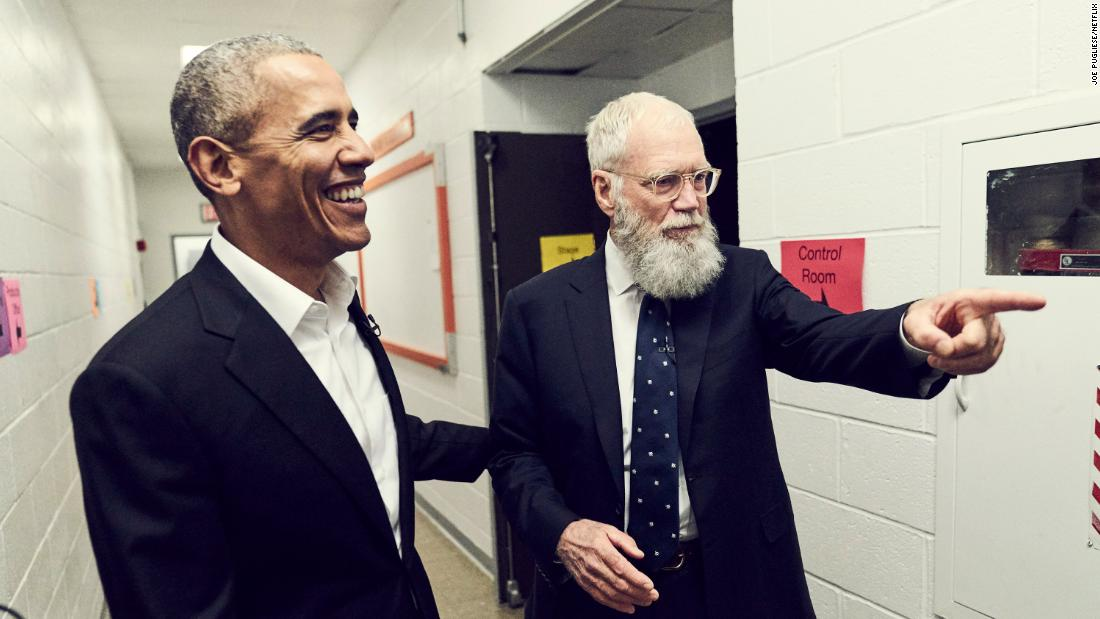 Obama explains 'what the Russians exploited' in new interview with Letterman