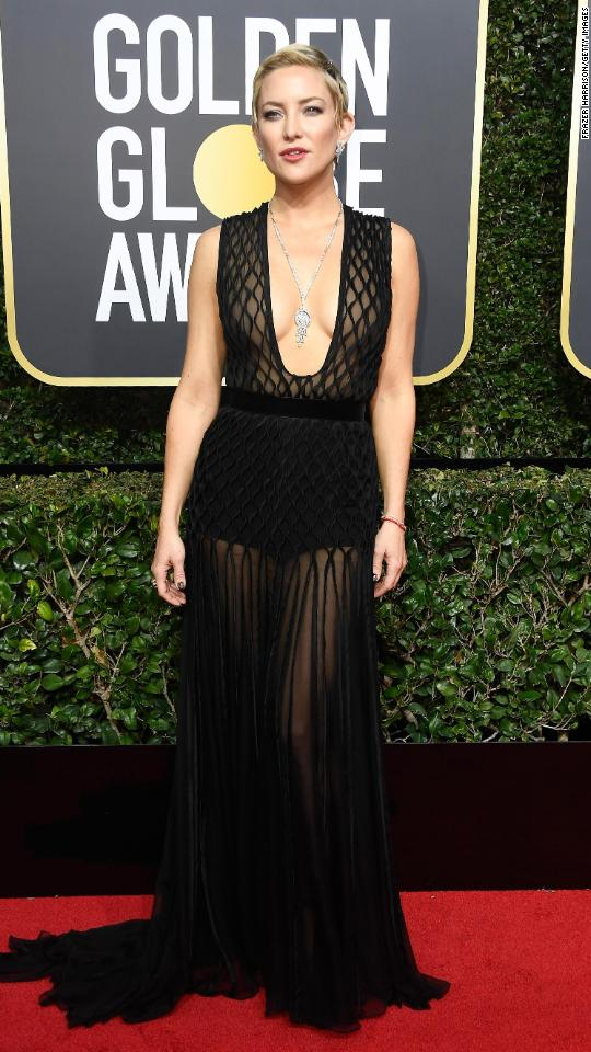 Golden globes 2018 a night of firsts cnn - Golden globes red carpet ...