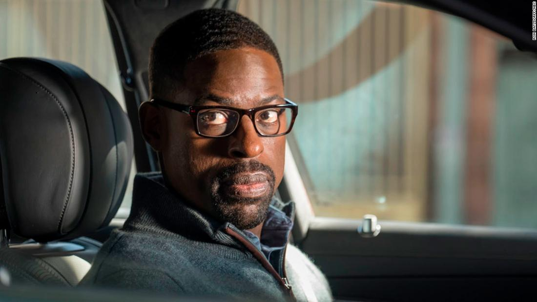 "<strong>Best actor in a television series -- drama:</strong> Sterling K. Brown, ""This Is Us"""