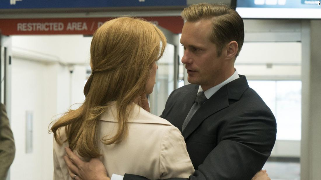 "<strong>Best supporting actor in a series, miniseries or television film:</strong> Alexander Skarsgård, ""Big Little Lies"""