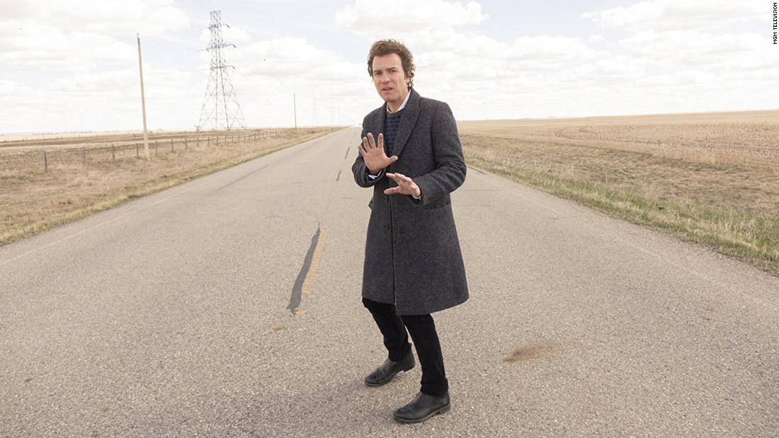 "<strong>Best actor in a miniseries or television film:</strong> Ewan McGregor, ""Fargo"""
