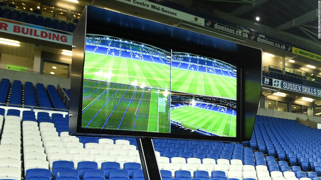 FA Cup clash becomes first match in England to use VAR