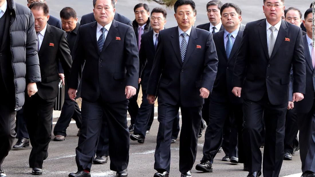 Photos: U.S.-North Korea Tension