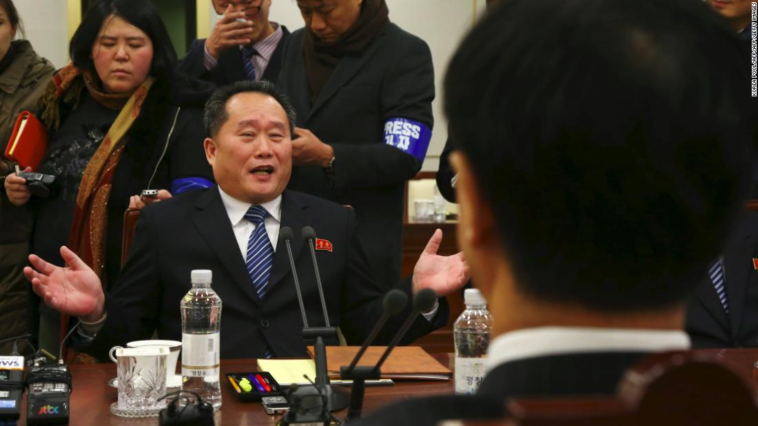 North and South Korea agree to hold talks on easing military tensions