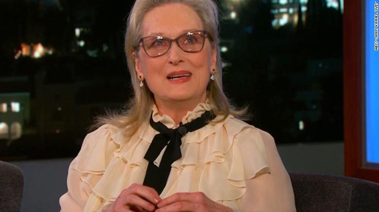 Meryl Streep has suggestions for Oprah cabinet