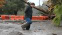 Rivers of mud wreak havoc in California
