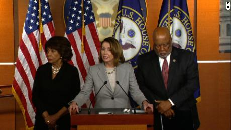 News Conference  DL Pelosi and Ranking Members to Hold Press Conference on Action to Sufficiently Investigate Russia's Threat to Our Democracy (Access thru HVC 117).  HVC Studio A