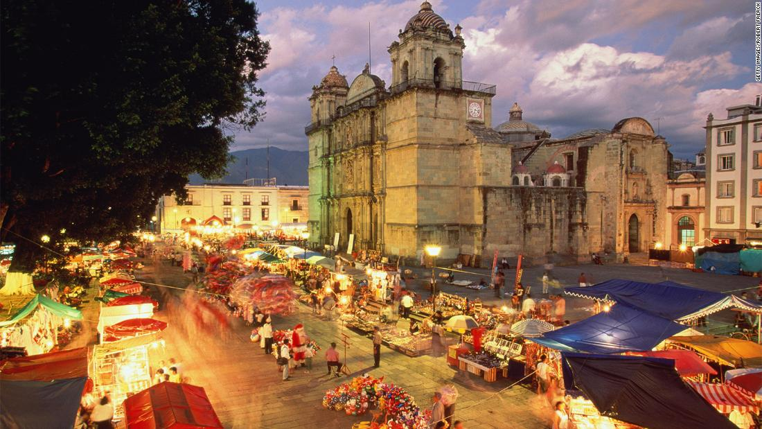 Inside Oaxaca's radish-carving festival