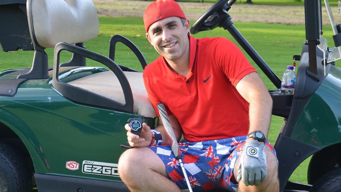 Speed golf: Briton sets new Guinness world record