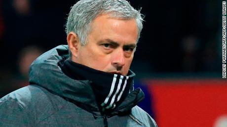 Mourinho has twice managed Chelsea.