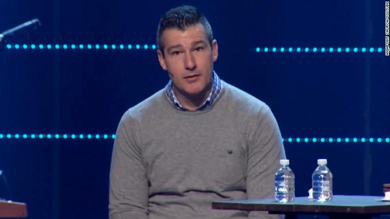 Pastor apologizes for 'sexual incident'