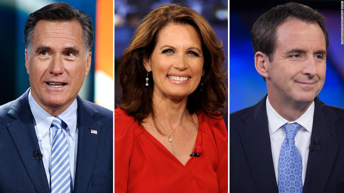 #TBT: 2012 POTUS candidates are hot right now