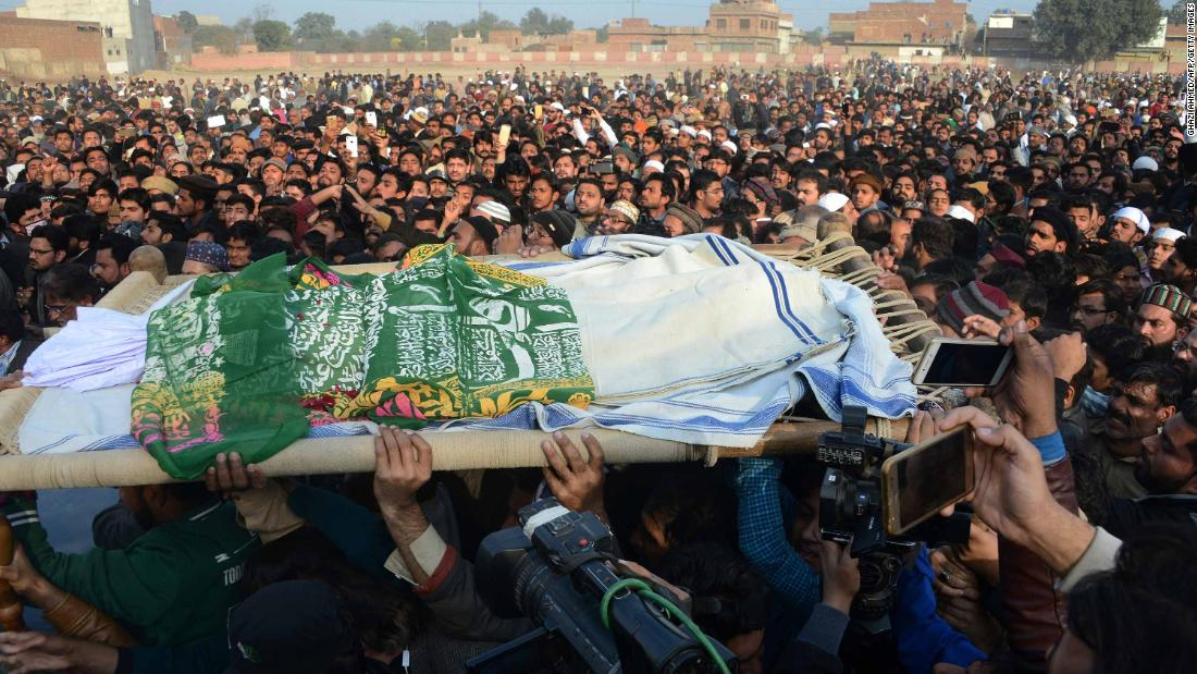 Girl's rape and murder sparks protests in Pakistan