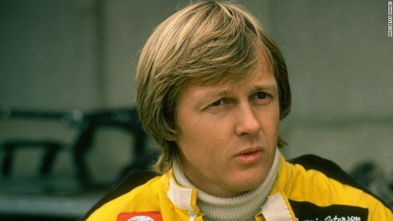 Sweden's Ronnie Peterson won 10 F1 races before being killed at Monza in 1978