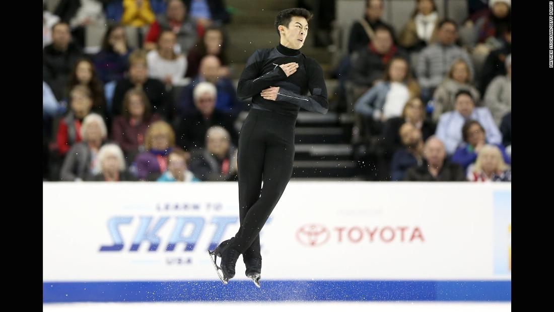 <strong>Nathan Chen (United States):</strong> Chen is among a group of talented figure skaters looking to dethrone Hanyu in South Korea. He might hold the trump card, however, in that he's the only skater ever to land five quadruple jumps in a routine. He did that at the US Championships in January.