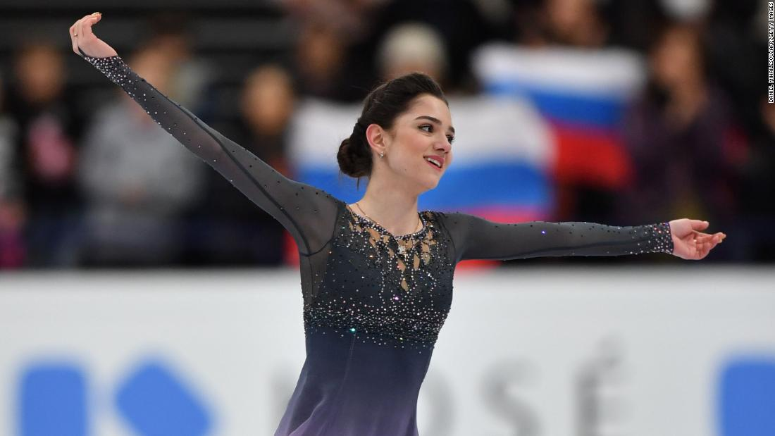 "<strong>Evgenia Medvedeva (Olympic athlete from Russia): </strong>Because of allegations of state-sponsored doping in 2014, the International Olympic Committee <a href=""https://www.cnn.com/2017/12/05/sport/russia-ioc-ruling-intl/index.html"" target=""_blank"">has barred athletes from competing under the Russian flag</a> in PyeongChang. But more than 160 Russian athletes have been cleared by the IOC to compete as neutral athletes. One of them is Medvedeva, an 18-year-old figure skater who has won the last two world titles and holds several world-record scores. She could be vulnerable in South Korea, however, as she recently recovered from a broken foot and finished second last month at the European Championships. It was her first loss in two years."