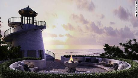 Lighthouse - Seychelles