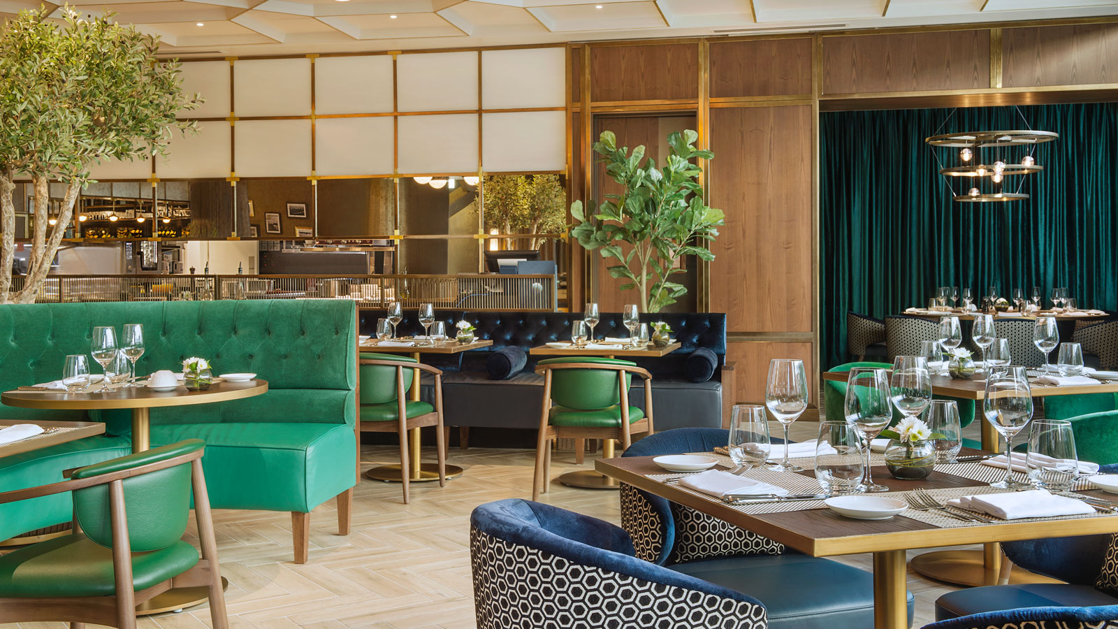 14 Hot New Restaurants Around The World